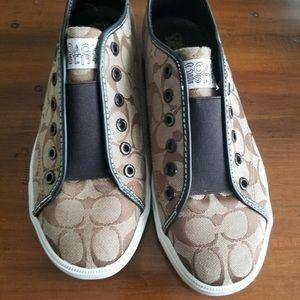 Size 10 Coach shoes. Brand New. Pet/Smoke-free hom
